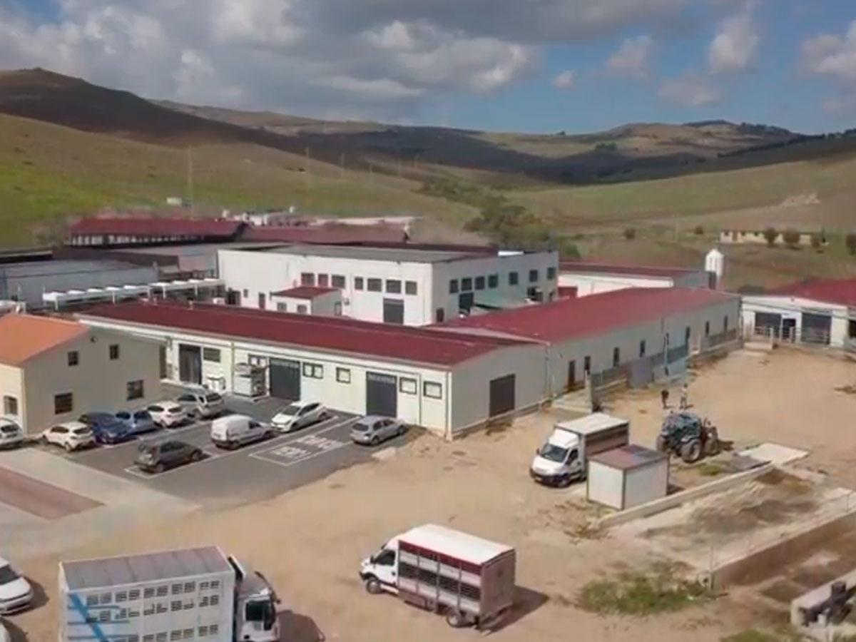 Finca Agricola Puccia video de las instalaciones